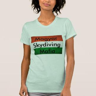 Mafia de Skydiving del Magyar Camisas