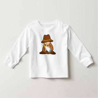 Mafia del bebé camiseta