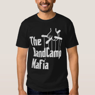 Mafia del campo de la banda camisetas