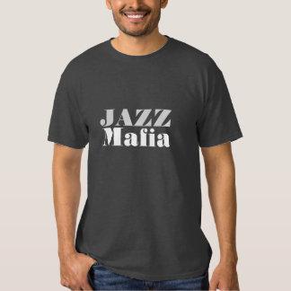 Mafia del jazz camisetas