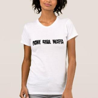 Mafia hecha del chica camiseta