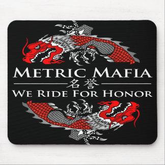 Mafia métrica - montamos para el mousepad del hono