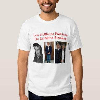 mafia siciliana camisetas