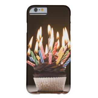 Magdalena con las velas del cumpleaños funda de iPhone 6 barely there