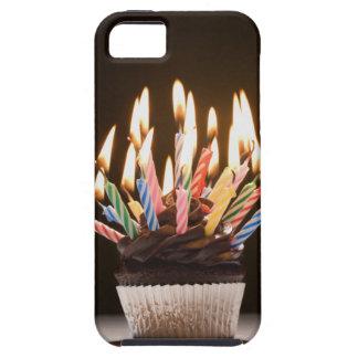Magdalena con las velas del cumpleaños iPhone 5 cárcasas