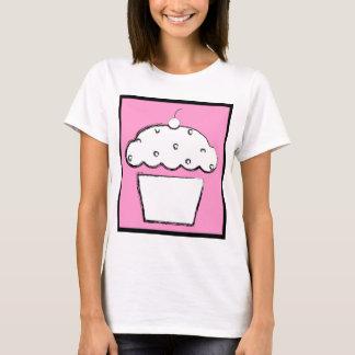 magdalena de la cereza del grunge camiseta