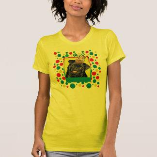 Magdalena del cumpleaños - barro amasado - Ruffy Camiseta