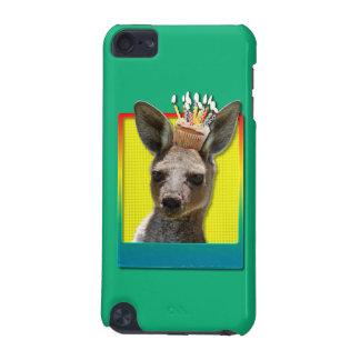 Magdalena del cumpleaños - canguro carcasa para iPod touch 5G