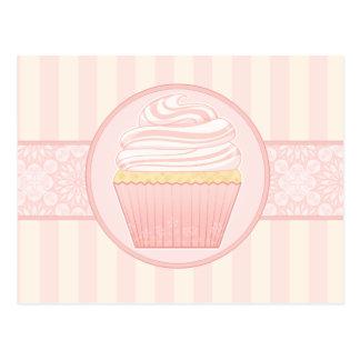 Magdalena elegante rosada dulce postal