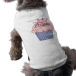 Magdalena para una princesa ropa de perro