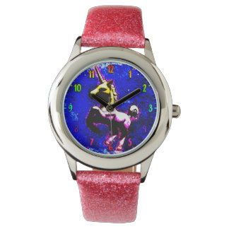 Magdalena punky del reloj el | del unicornio