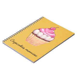 Magdalenas maniacas cuaderno