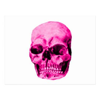 Magenta del cráneo los regalos de Zazzle del MUSEO Postal