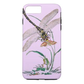Magia de la libélula funda para iPhone 8 plus/7 plus