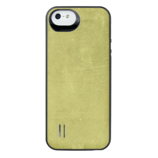 Magia de oro funda power gallery™ para iPhone 5 de uncommon