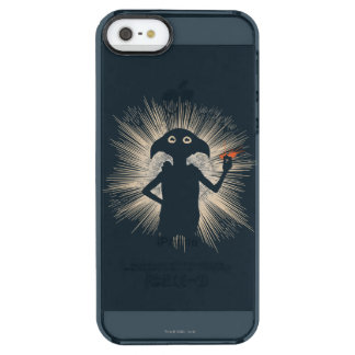 Magia del bastidor del Dobby Funda Clear Para iPhone SE/5/5s