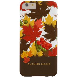 Magia del otoño funda barely there iPhone 6 plus