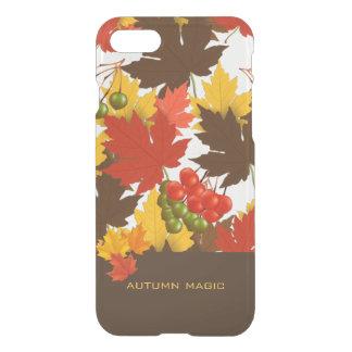 Magia del otoño funda para iPhone 7