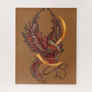 Magia del pájaro de Phoenix rompecabezas de 520