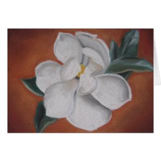 Magnolia Tarjeta Pequeña