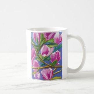 magnolia taza de café