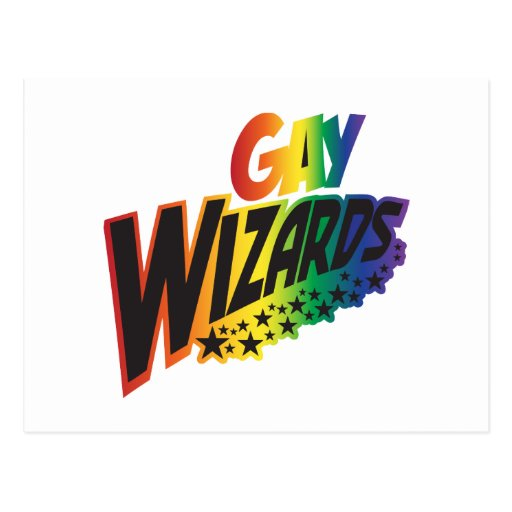 Magos gay postal