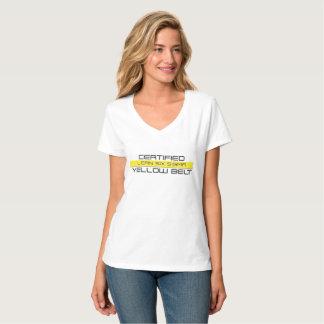 Magro certificado seis camisetas para mujer de la