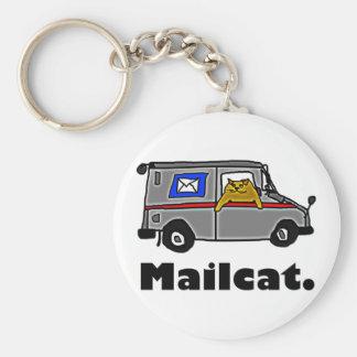Mailcat Llavero Redondo Tipo Chapa