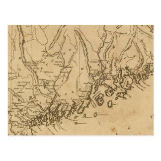 Maine 7 postal