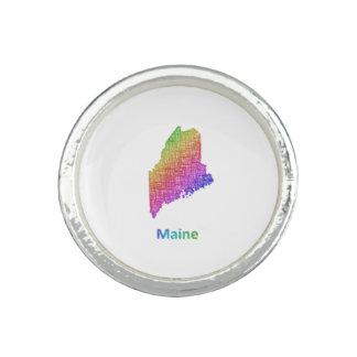 Maine Anillos