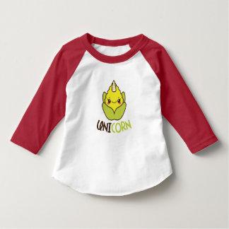 Maíz Cobb del unicornio Camiseta