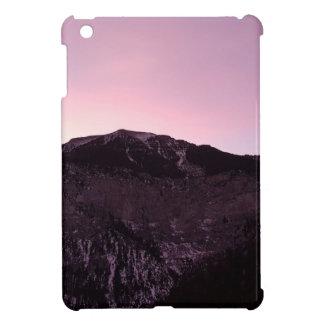 Majestad de las montañas púrpuras