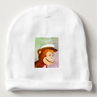 Makad el mono urbano gorrito para bebe