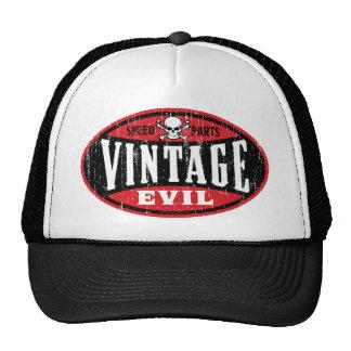 Mal 0011 del vintage gorra