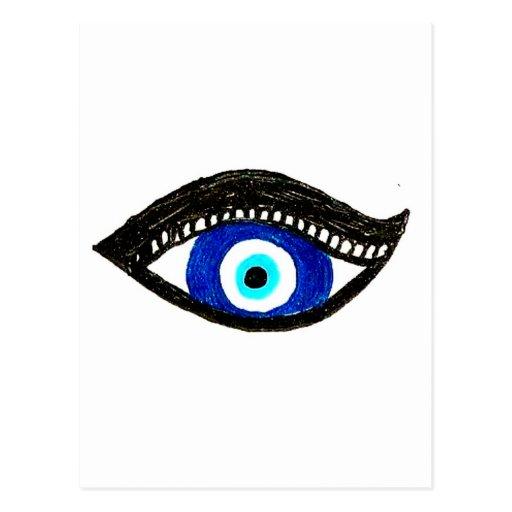 Mal de ojo postales
