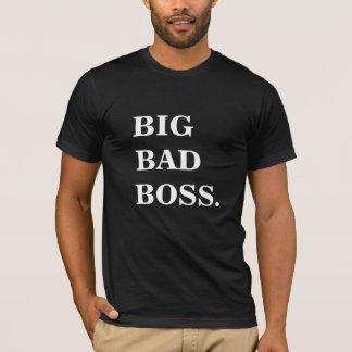 MALA camiseta divertida GRANDE de BOSS