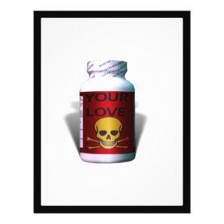 Mala medicina tarjetones