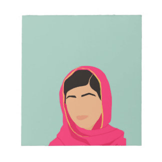 Malala Yousafzai Bloc De Notas