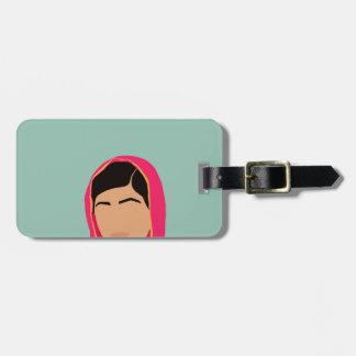 Malala Yousafzai Etiquetas Para Maletas