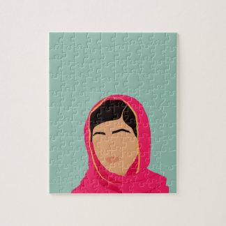 Malala Yousafzai Puzzle