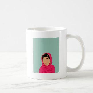 Malala Yousafzai Taza De Café