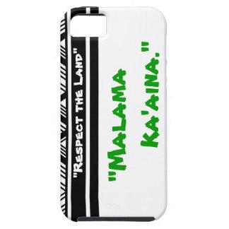 Malama Ka'Aina iPhone 5 Case-Mate Cárcasa