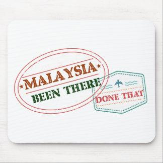 Malasia allí hecho eso alfombrilla de ratón