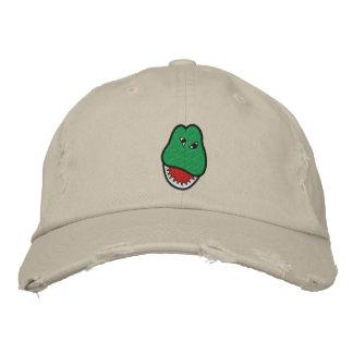 Malcolm bordó la gorra de béisbol