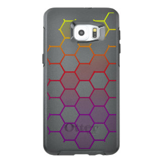 Maleficio del color con gris funda OtterBox para samsung galaxy s6 edge plus