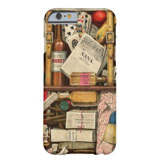 Maleta Bien-Llena vintage Funda Barely There iPhone 6
