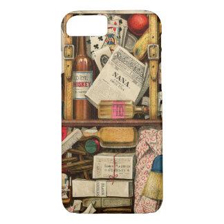 Maleta Bien-Llena vintage Funda iPhone 7