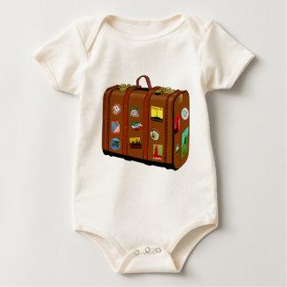 Maleta Body Para Bebé