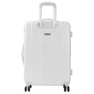 Maleta mediana del equipaje