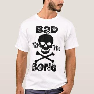 Malo al hueso camiseta